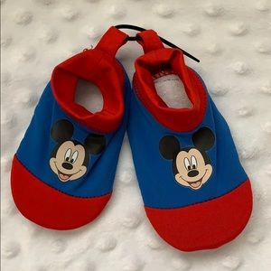 Baby boy Mickey Mouse water shoes
